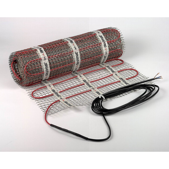 Нагревательный мат DEVImat 150T (DTIF-150), 1500 Вт, 10 кв.м